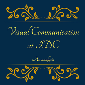 Visual Communication at IDC